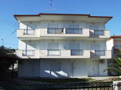 Vila Triandafilos Hanioti