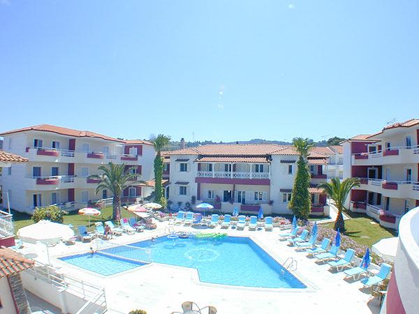 Vila Athanasios Village 3 Polihrono