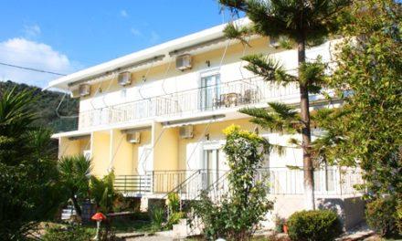 Vila Garden house