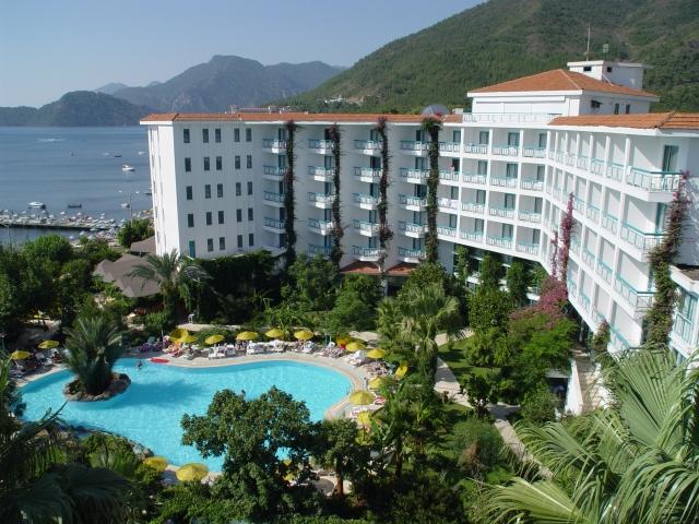 hotel tropical,marmaris,turska,letovanje