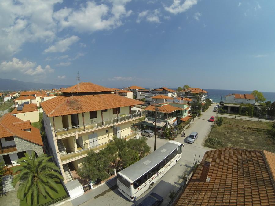 Vila Dimitra Vrasna beach