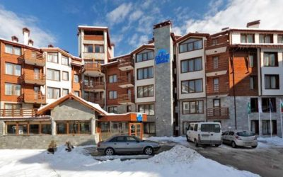 Grand Montana Aparthotel 4*