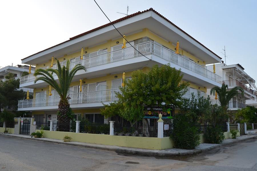 Apartmani DIONISOS No.3 – Dionisos