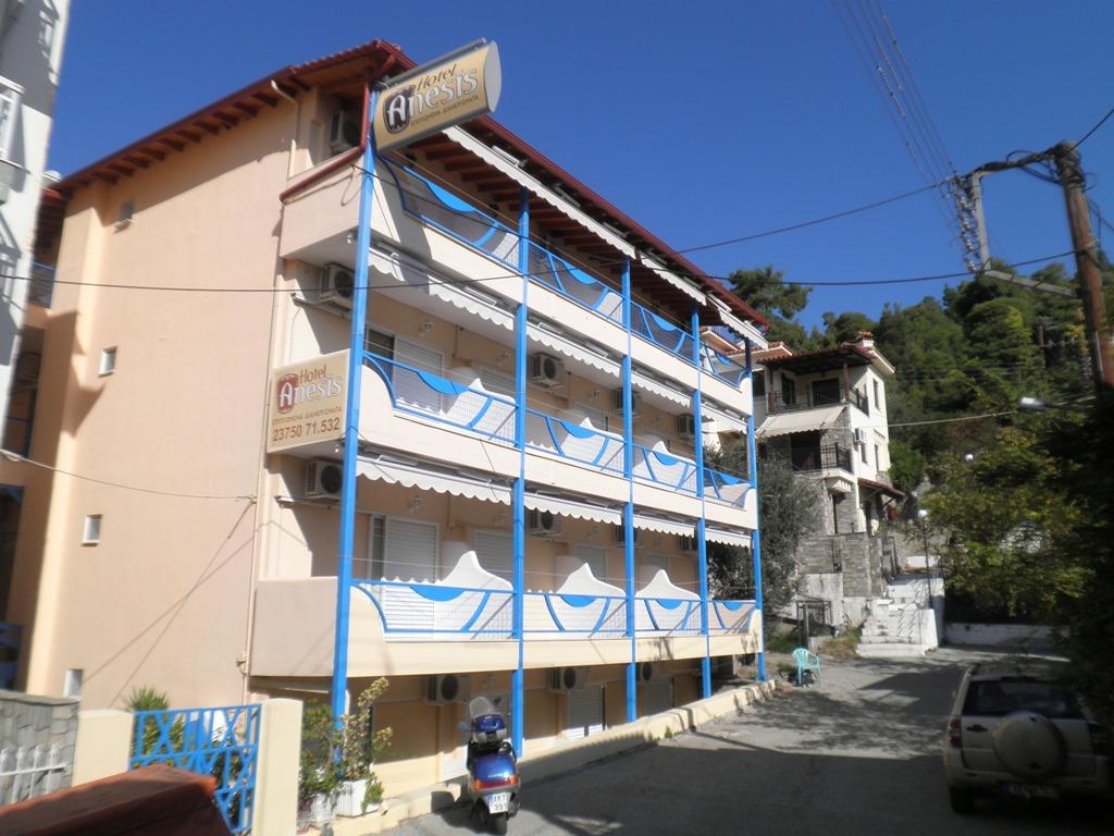 Aparthotel Anesis, Neos Marmaras