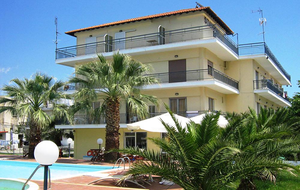 Aparthotel Stavros Beach, Stavros