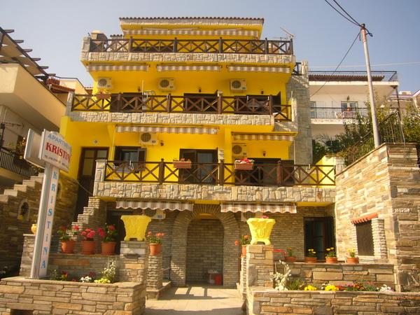 Vila Kristina, Neos Marmaras