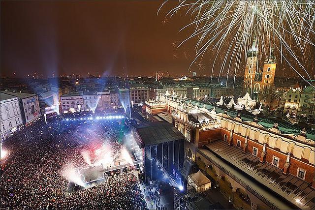 Krakov – Nova Godina
