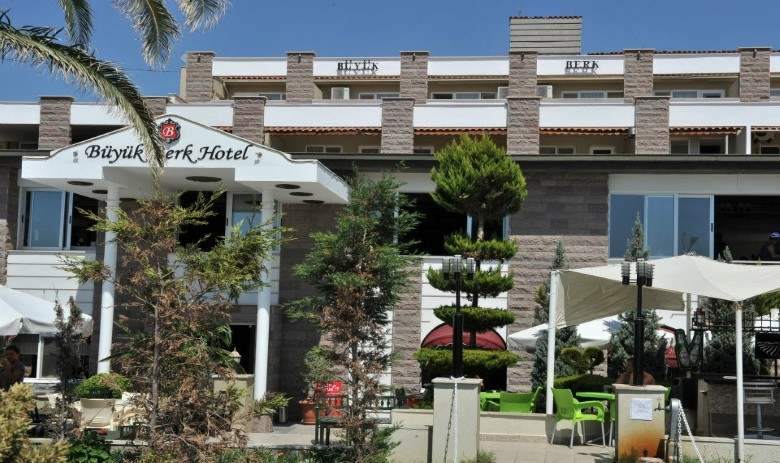 Buyuk Berk Hotel Sarimsakli