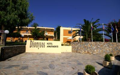ApartHotel Dionisos Hanioti