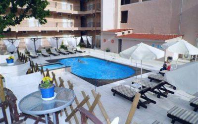 Hotel GOLDEN BEACH 3*
