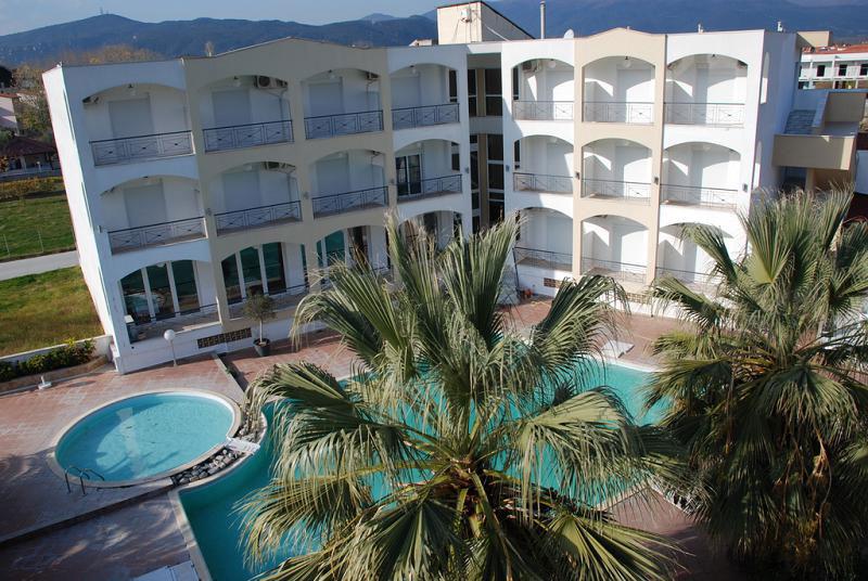Aparthotel Rendina Beach, Stavros