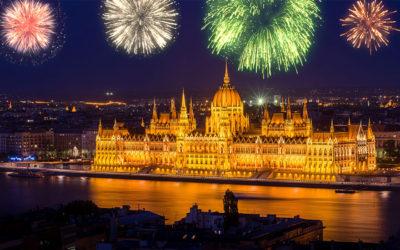 Budimpesta Docek Nove Godine